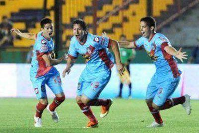 Arsenal derrotó 3-2 a Boca en Sarandí