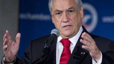 Sebastián Piñera lamentó la baja participación electoral