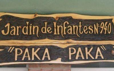 El Jardín N°940 ahora se llama Paka-Paka