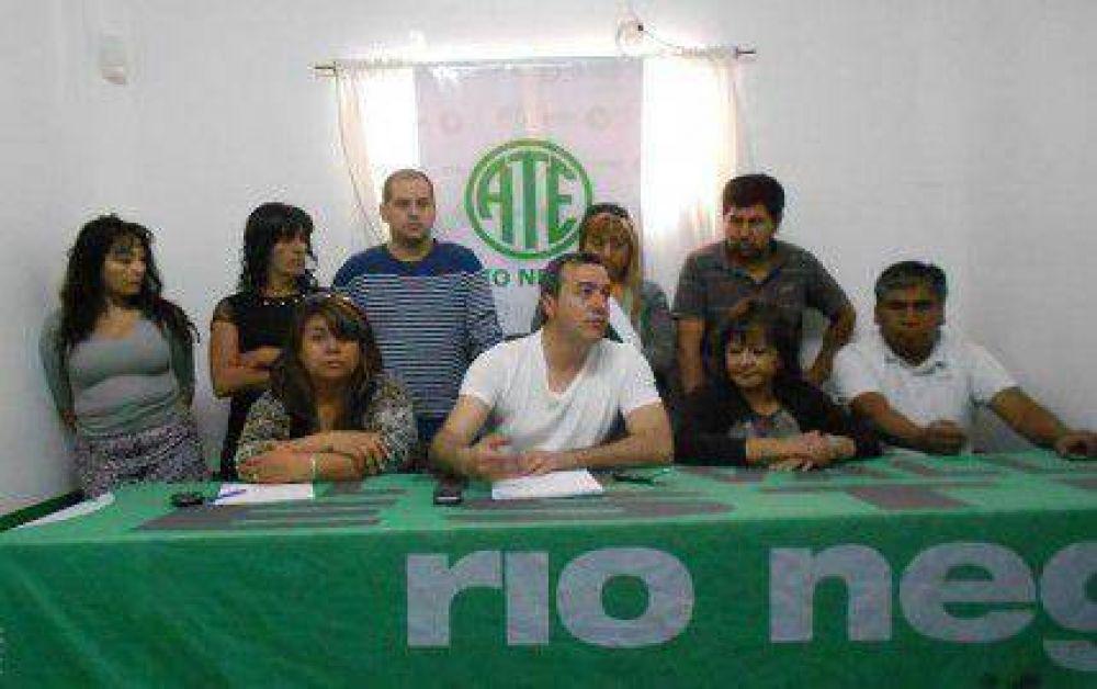 ATE lanza paro y movilización en Río Negro