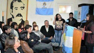 La Juventud Peronista RG festejó el día del militante