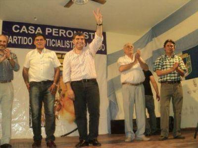 Dario Duretti busca presidir el Partido Justicialista local
