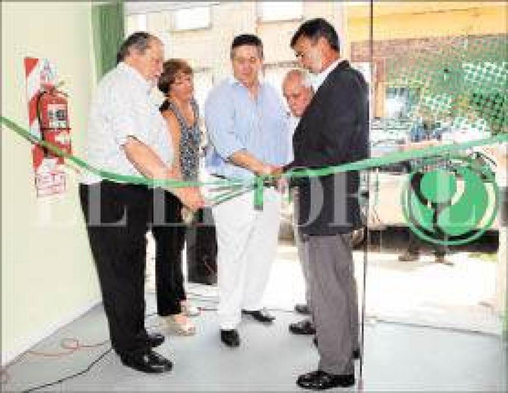 Osdop inauguró su moderna sede
