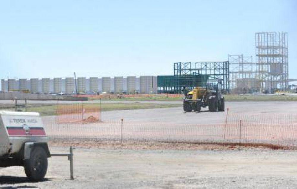 La planta de Monsanto se quedó sin obreros