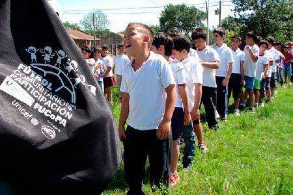 FOCUPA: Niños y niñas disfrutaron de la experiencia en Fontana