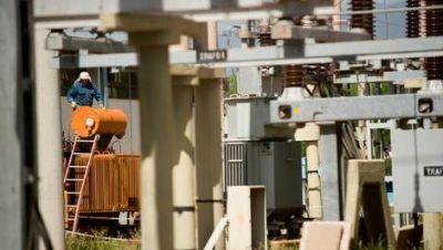 Lenta recuperación del suministro eléctrico en la Capital