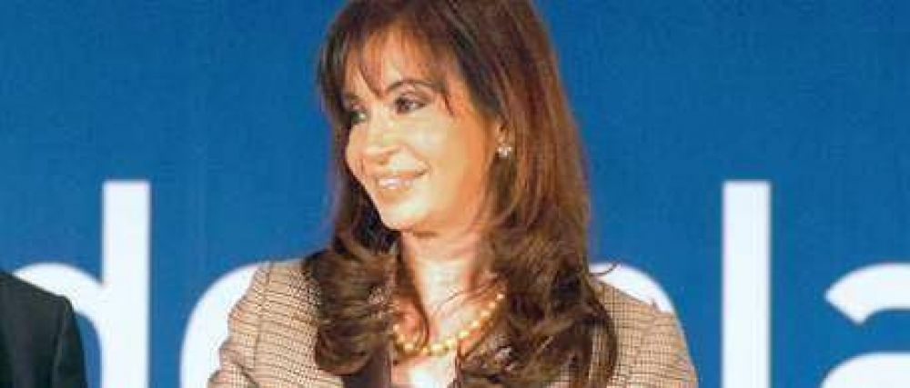 Cristina suspende un acto para prevenir la gripe A