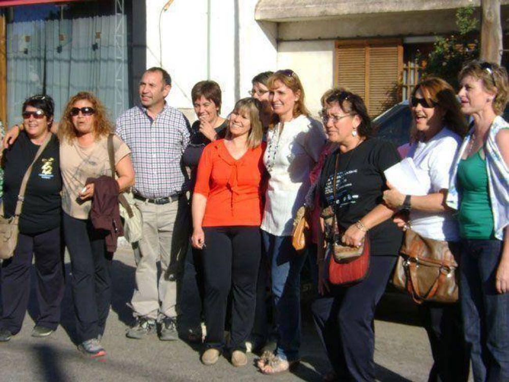 UTELPa: el oficialismo ganó en la Seccional Oeste
