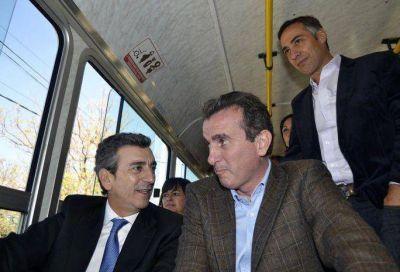 Pérez sin período de adaptación: lo recibe Randazzo y sobrevuelan cambios de Gabinete