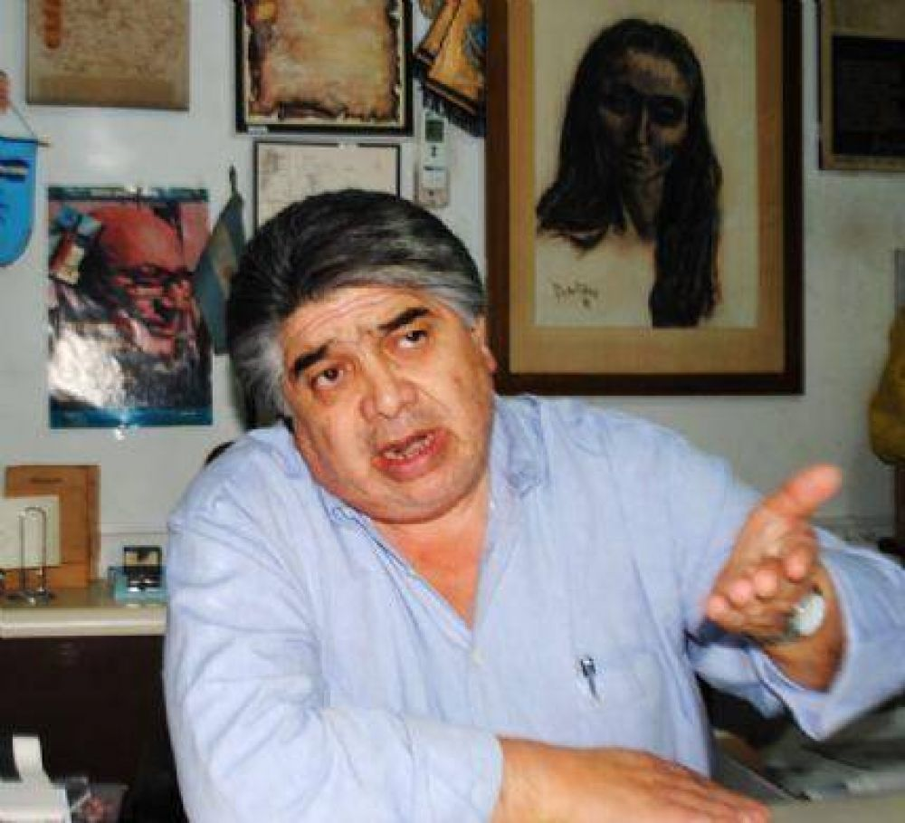 """Rigane: """"La CTA trata de intervenir con la idea de unificar todas las manifestaciones"""""""