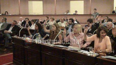 El oficialismo impuso la mayoría y dio media sanción al Presupuesto 2014