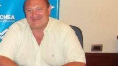 """De Gregorio: """"Con la profundización vamos a posicionar al puerto en 2014″"""