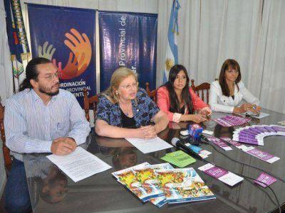 Iniciaron Jornadas de No Violencia hacia la Mujer
