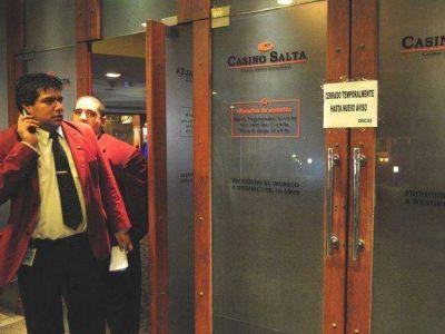 Enjasa suspendió sorteos de tómbola y cerró casinos