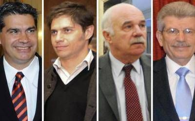 Cambios en el Gabinete de Cristina: Con la Presidenta presente, juran los nuevos ministros