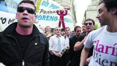 La marcha de Moreno reanimó a los mercados: suben los bonos y el Merval