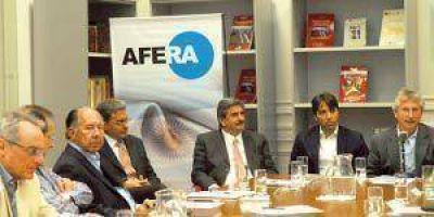 El Comercial en importante reunión de AFERA