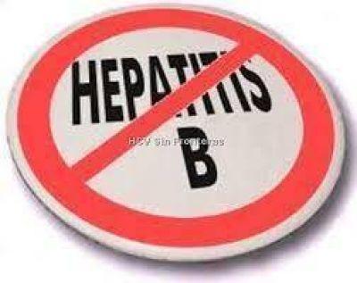 Se presentó la campaña de vacunación universal contra la hepatitis B