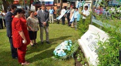 Resistencia conmemoró el Día de la Soberanía Nacional