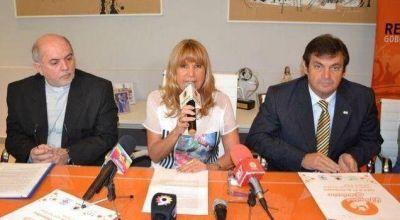 """Lanzaron la campa�a """"Navidad Solidaria 2013"""""""