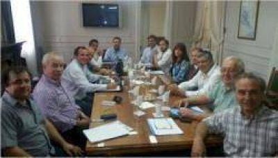 Puertos Fluviales se reunieron en Rosario