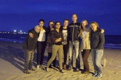 Periodistas holandeses recorren Puerto Madryn