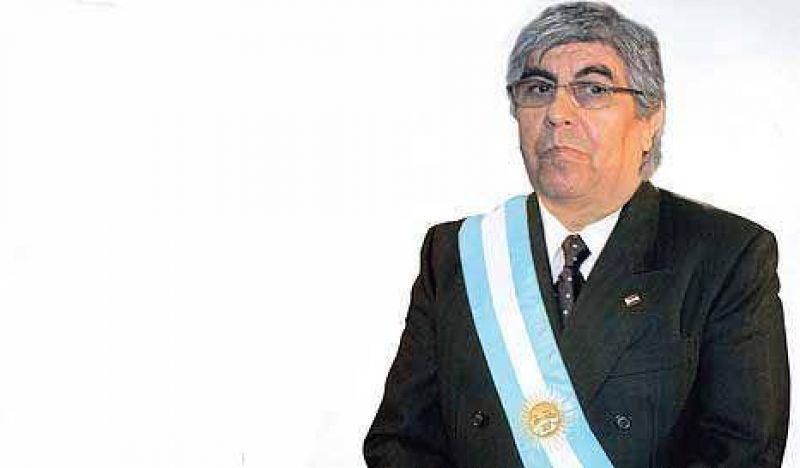 Moyano avisó: quiere ver en el sillón presidencial a un gremialista como él