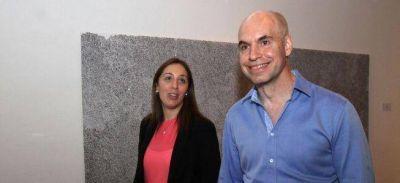 Larreta y Vidal quieren pactar para sacarle la Juventud PRO a Marcos Peña