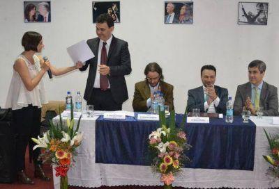 La Universidad Nacional de José C. Paz tendrá un centro polideportivo universitario
