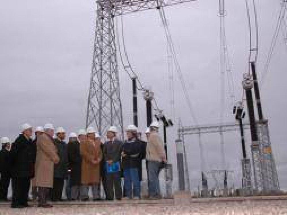 Quedó inaugurada la obra energética mas importante de la historia