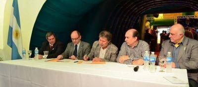 ATILRA presenta un nuevo centro de salud de alta complejidad en Sunchales
