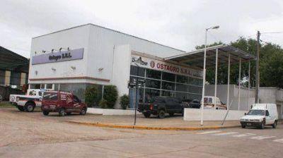 Roban cerca de 400 mil pesos en la firma Ostagro S.R.L.