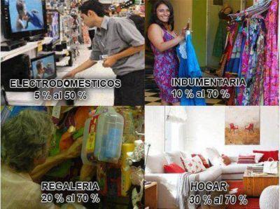 Black Friday: 784 comercios tiran la casa por la ventana