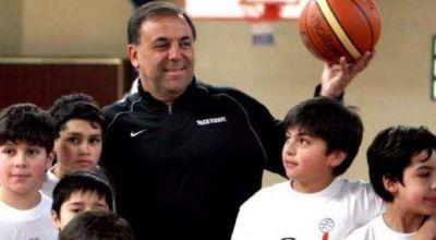 Comienza la clínica de básquet de Oscar Sánchez