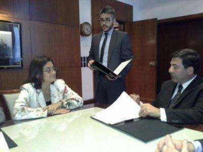 La AFIP construirá el edificio de Aduana en Tinogasta