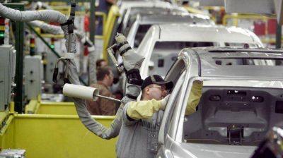 La producción industrial bajó 1,1% en octubre
