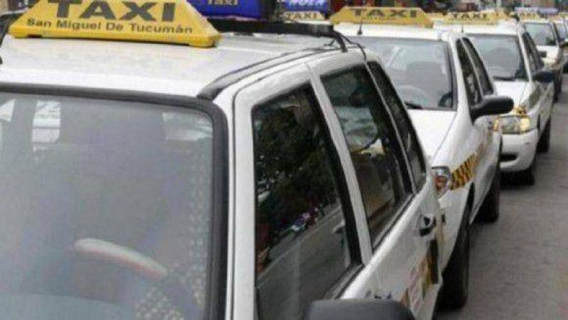 Taxistas insisten con pedido de un nuevo aumento en la tarifa