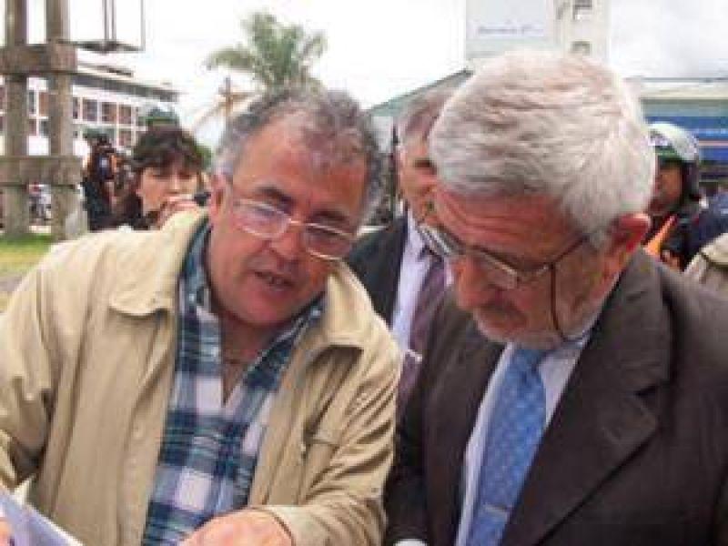 ATE Zona Norte entregó un petitorio dirigido a Daniel Scioli
