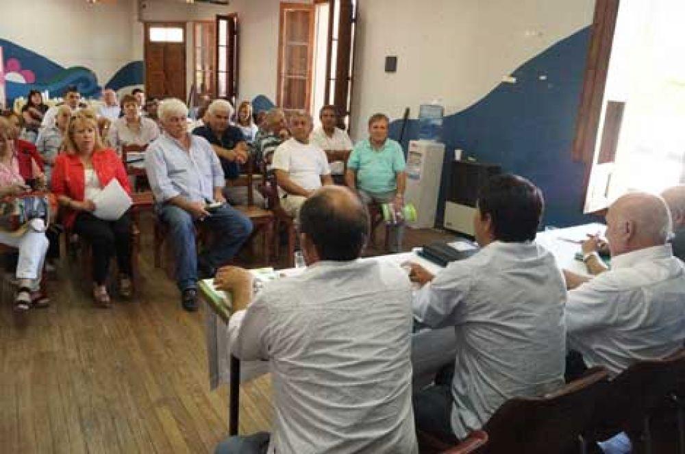 'Queremos impulsar un básico que incluya a todos los Municipios'
