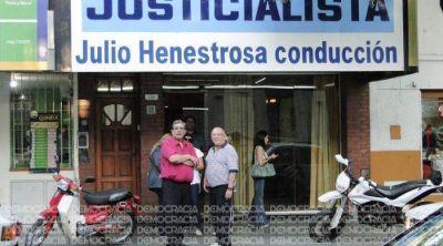 """Fuerte réplica de Henestrosa a Traverso: """"La gente ya demostró que no lo quiere"""""""