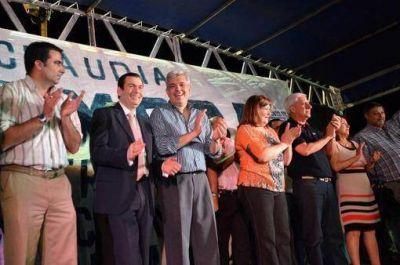 """Zamora retomó las aspiraciones de Raúl Alfonsín y Néstor Kirchner"", indicó Julián Domínguez"