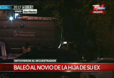Trágica toma de rehenes en San Martín: mató a su expareja y su hijastra