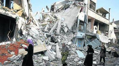 Afirman que murieron m�s de 11.000 chicos por la guerra civil en Siria desde el inicio de la guerra civil