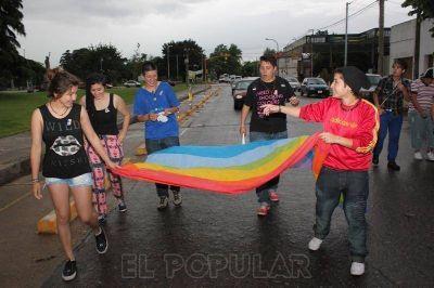Se realizó la 5ta Marcha del Orgullo en la ciudad