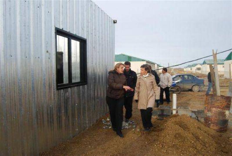 Gobierno anunció que Nación comenzó a girar fondos destinados a la construcción de viviendas