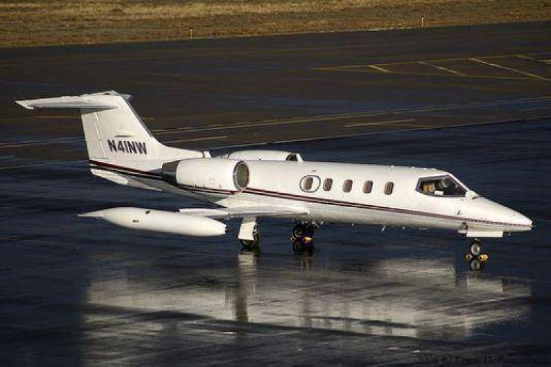 El avión sanitario no vuela por deuda de mil dólares