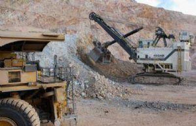 Minería: continúan las perforaciones y estudios