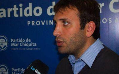 """""""Es importante que Mar del Plata y el Partido de Mar Chiquita sean un complemento y no una competencia en materia de turismo"""""""