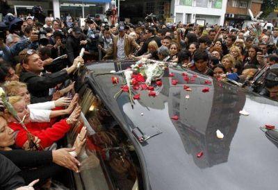 El círculo íntimo de Ricardo Fort le brindó su último adiós en Pilar