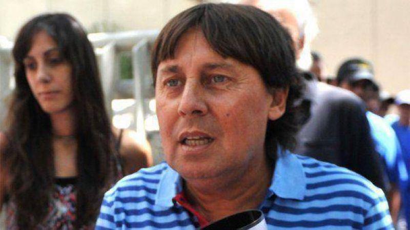 Con �xito, trasplantaron de un ri��n al gremialista Pablo Micheli